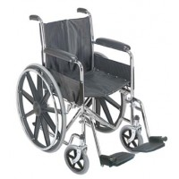 DMI® Standard WheelChair with Fixed Arm Rests