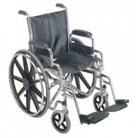 DMI® Standard WheelChair with Removable Desk Rests