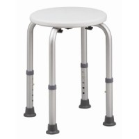 HealthSmart® Shower Stool with BactiX™ Antimicrobial