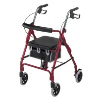 DMI® Ultra Lightweight Aluminium Rollator