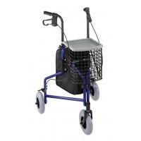 DMI® 3-Wheel Aluminum Rollator