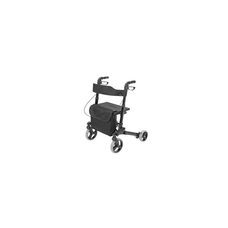 HealthSmart® Gateway Aluminum Rollator - Focus Optimal Pte Ltd