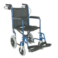 DMI® Lightweight Aluminium Transport Chair