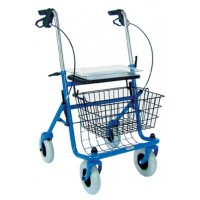 DMI® Traditional Steel Rollator