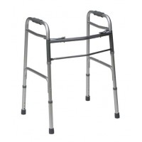 DMI® Bariatric Two-Button Release Folding Walker