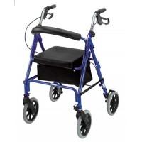 DMI® Freedom Series Deluxe Aluminium Rollator