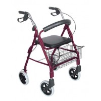 DMI® Lightweight Aluminium Rollator